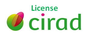 CIRAD License